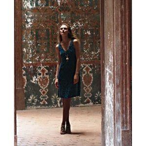 Moulinette Soeurs Matilija Velvet Burnout Dress 8